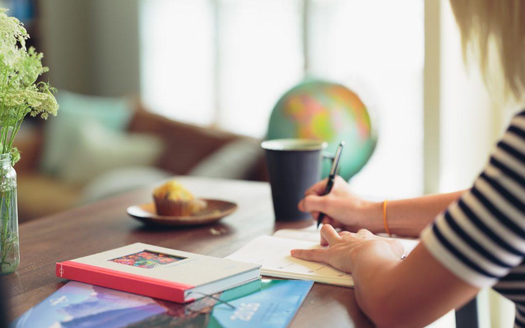 Schrijfoefening: stop uitstelgedrag