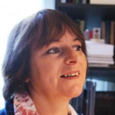 Schrijfster Sandra Di Bortolo