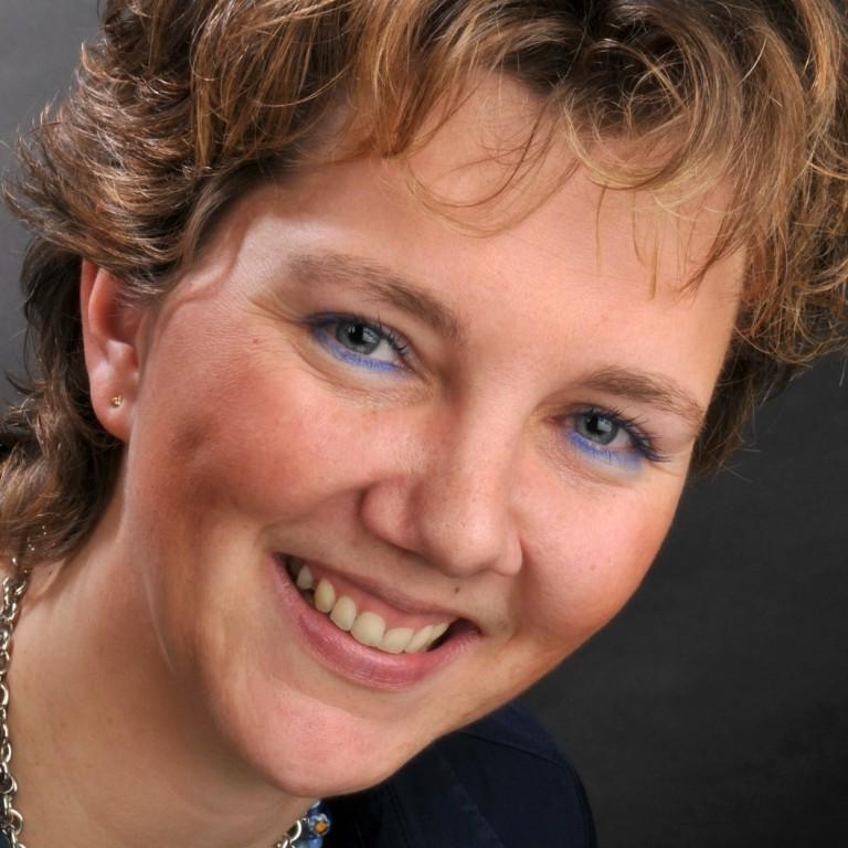 Schrijfster Sylvia Beugelsdijk