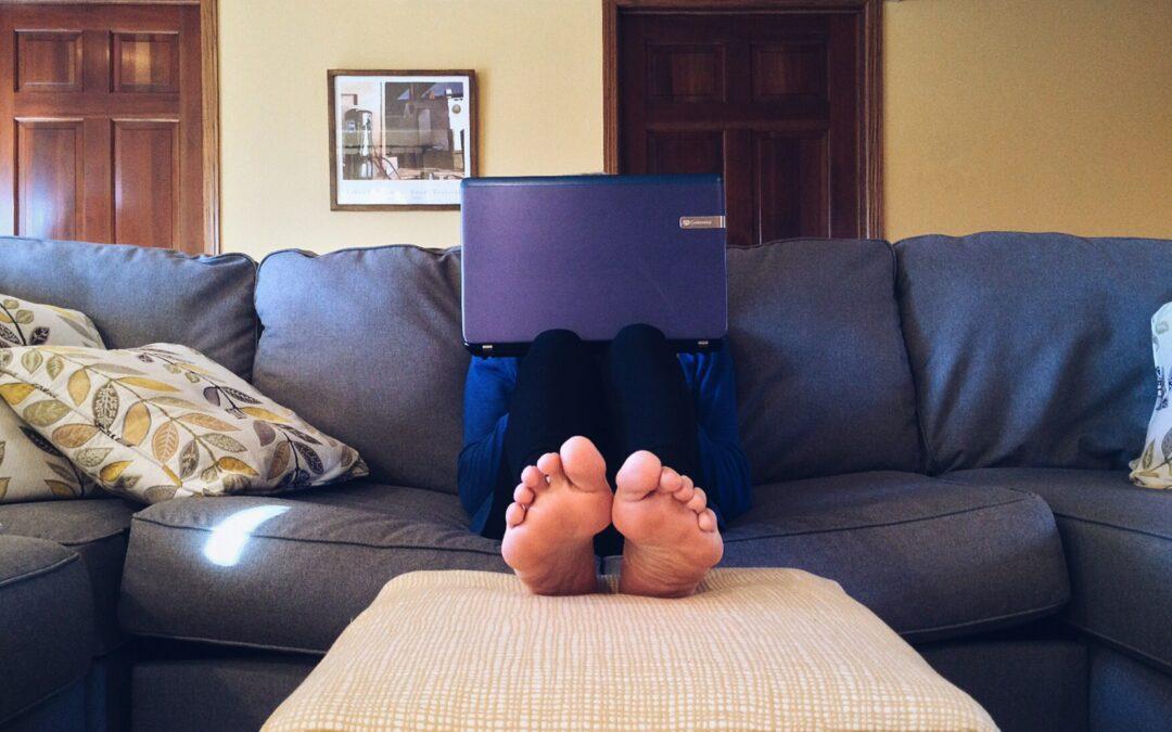 Schrijf jezelf uit jouw comfortzone