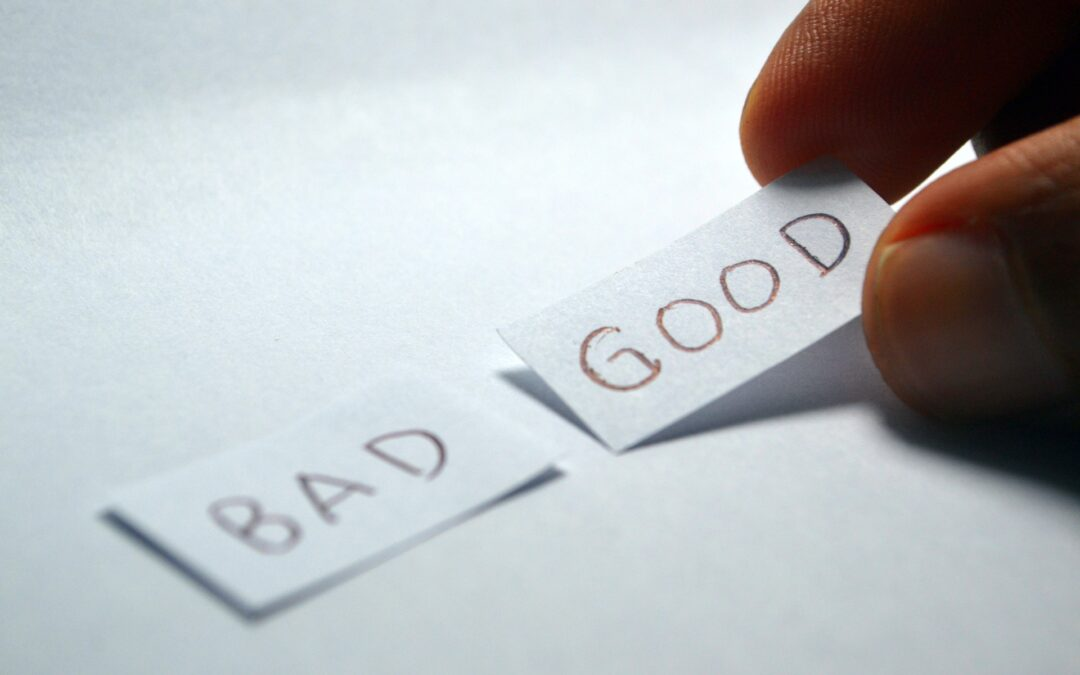 Hoe moet je verhaal aflopen – goed of fout?
