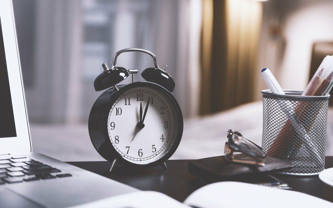 Vier tips om meer te schrijven in minder tijd