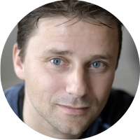 Schrijver Hans Hogenkamp