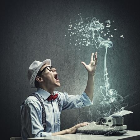 Hoe schrijf ik een goedlopend verhaal?