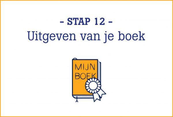 Boekschrijven.nl | Online schrijfcursus stap 12