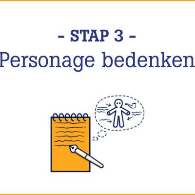 Boekschrijven.nl | Online Schrijfcursus stap 3