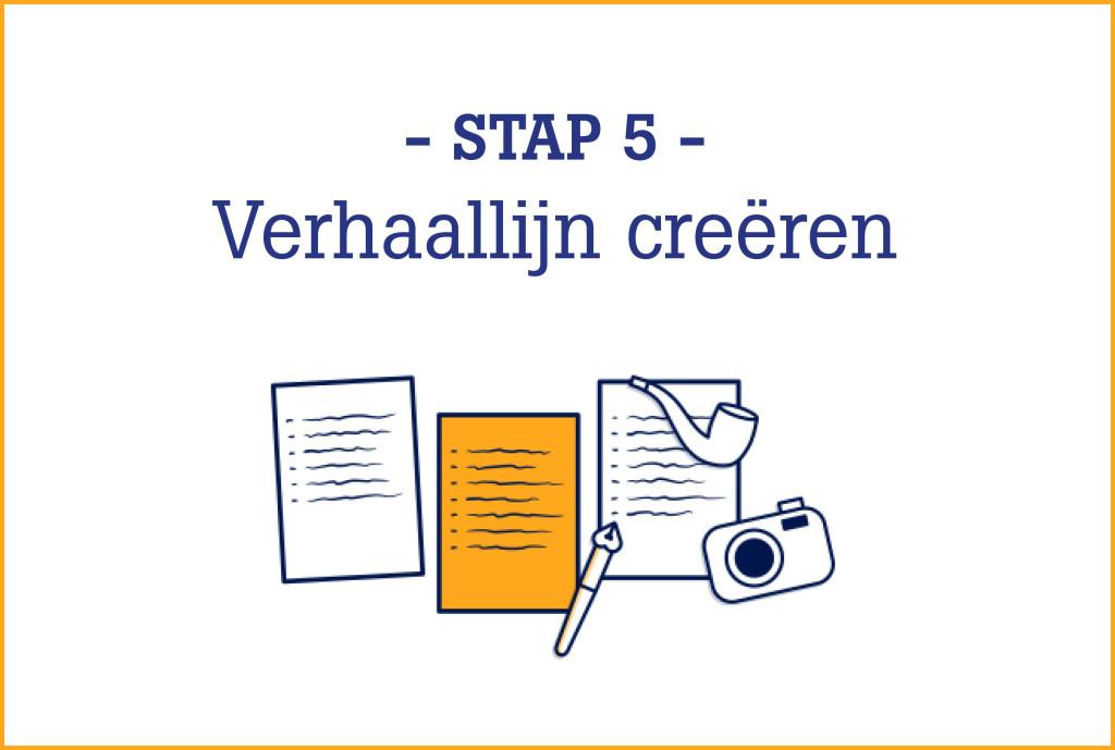 Boekschrijven.nl | Online Schrijfcursus stap 5
