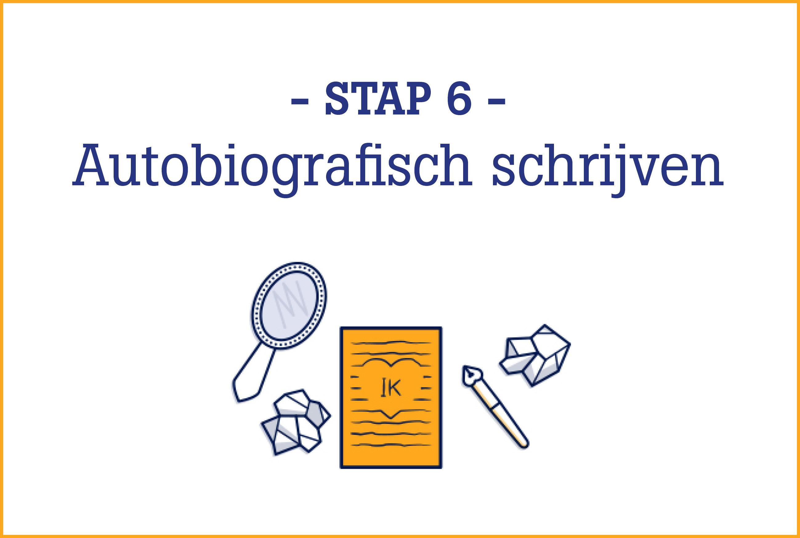 Boekschrijven.nl | Online Schrijfcursus stap 6