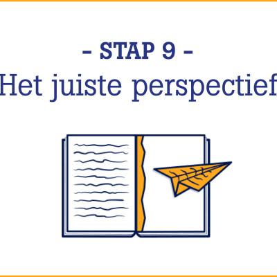 Boekschrijven.nl | Online Schrijfcursus stap 9