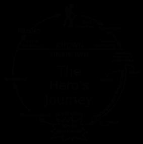 reis van de held beeld