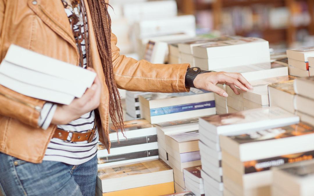 Hoe maak ik afspraken met een boekhandel?