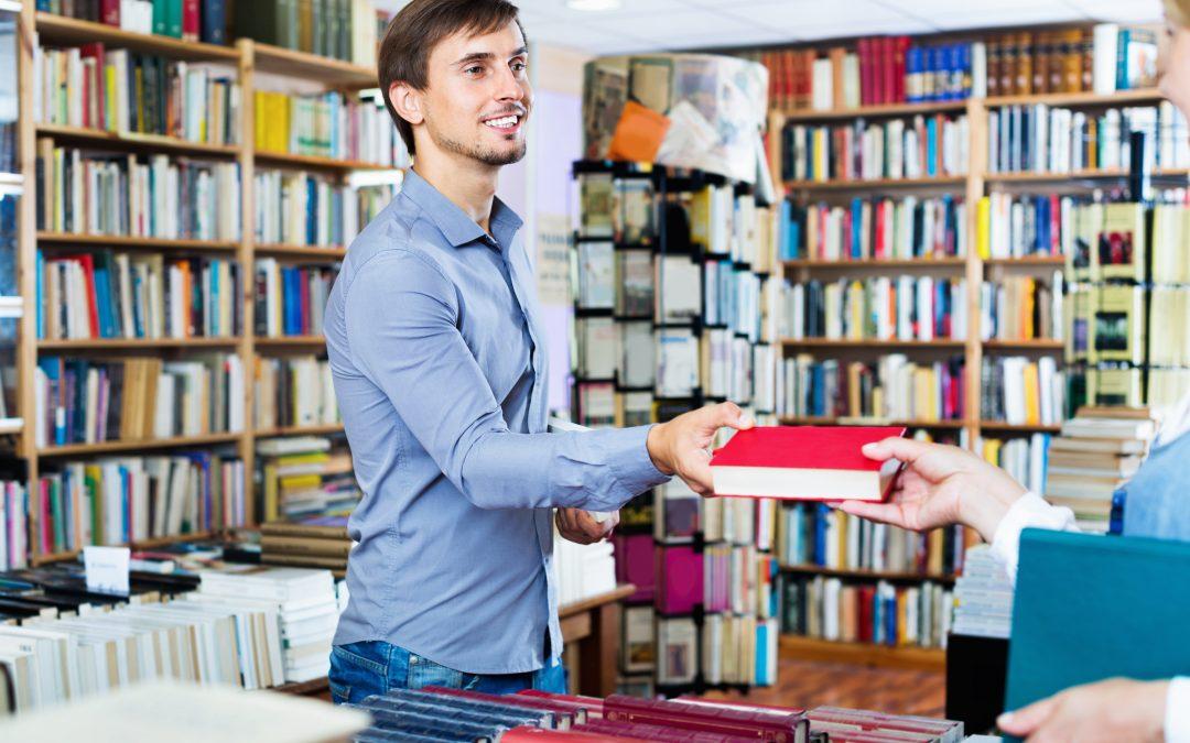 Boekmarketing: Als je een boek schrijft wil je het ook verkopen