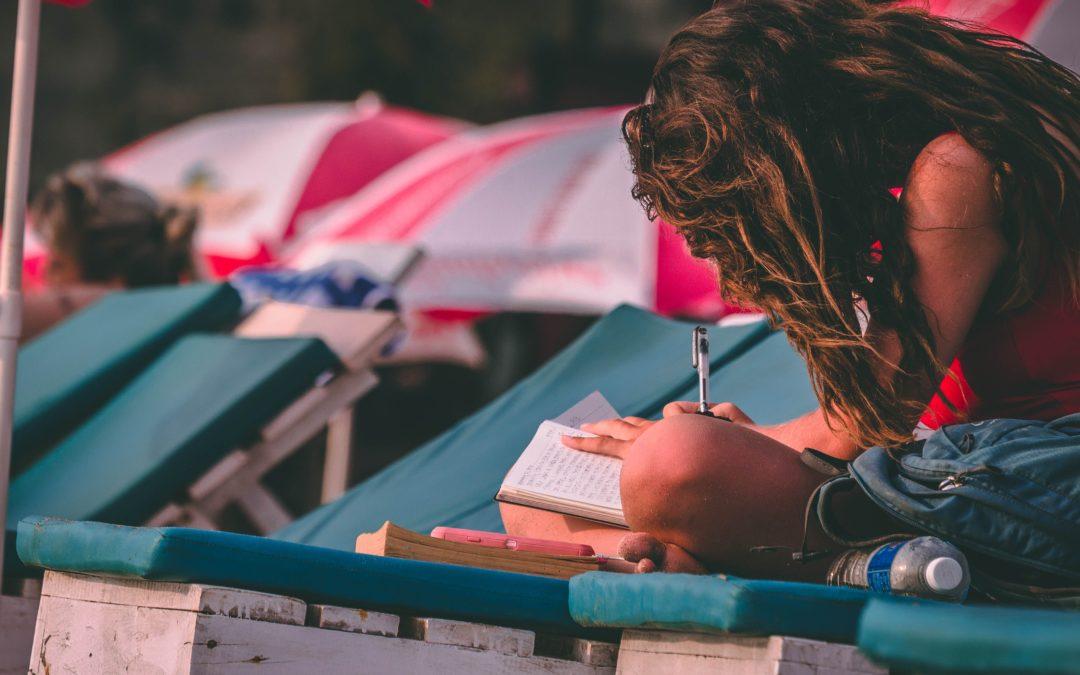 Je boek schrijven is hard werken