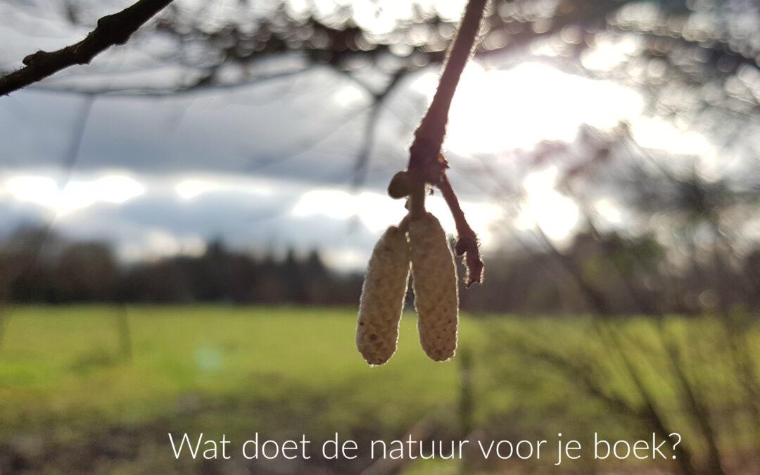 Wat doet de natuur voor je boek?