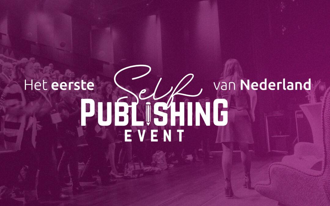 Het eerste Selfpublishing Event van Nederland!